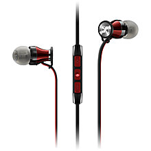 Buy Sennheiser MOMENTUM I In-Ear Headphones with Mic/Remote for iOS Devices Online at johnlewis.com