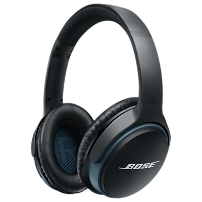 Image of Bose® SoundLink™ AE2 Wireless Bluetooth Over-Ear Headphones with Built-In Microphone