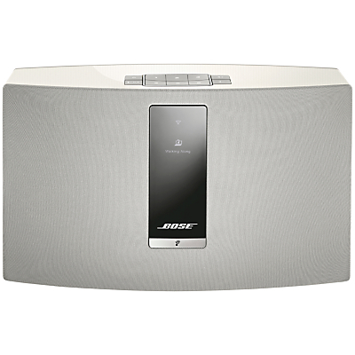 Image of Bose SoundTouch 20 Series III Wireless Music System in White