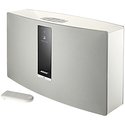 Image of Bose SoundTouch 30 Series III Wireless Music System in White