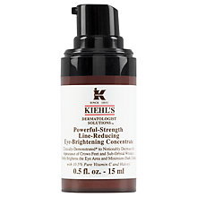 Buy Kiehl's Powerful-Strength Line-Reducing Eye-Brightening Concentrate, 15ml Online at johnlewis.com
