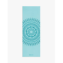 Buy Gaiam Premium 6mm Yoga Mat, Marrakesh Online at johnlewis.com