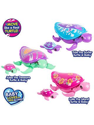 Powder Little Live Pets Turtle