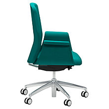 Buy Boss Design Mea Office Chair Oxygen Fabric Online at johnlewis.com