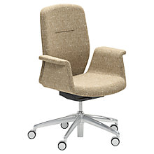 Buy Boss Design Mea Office Chair Hemp Fabric Online at johnlewis.com