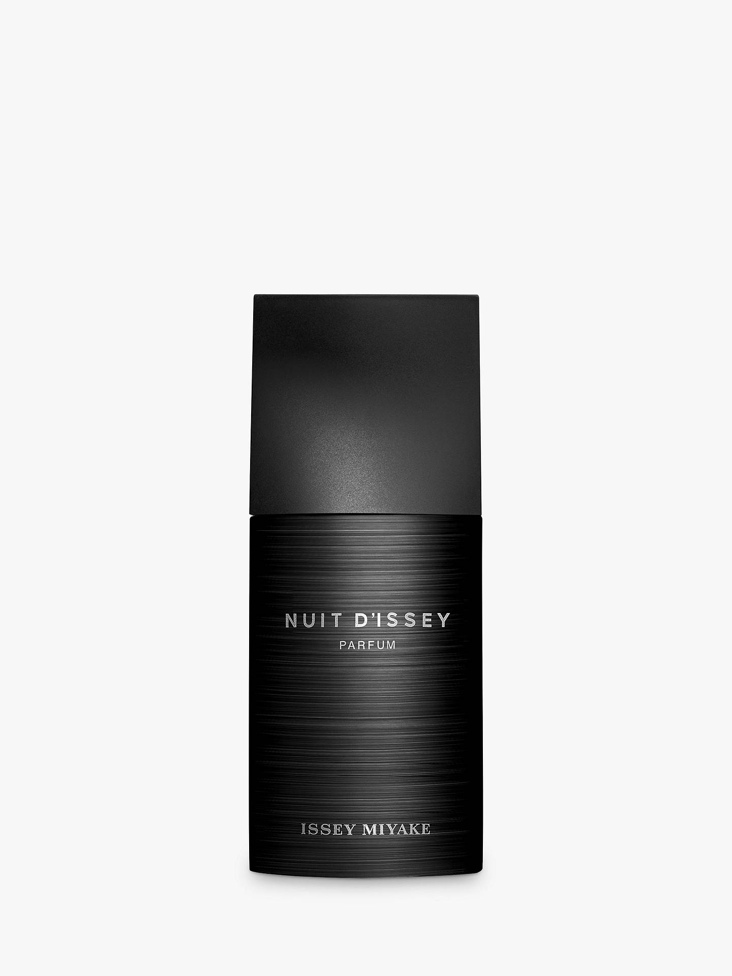 Issey Miyake L eau d Issey Pour Homme Nuit Parfum at John Lewis ... 9a43562f4b9ff