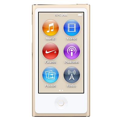 Image of Apple iPod nano, 16GB