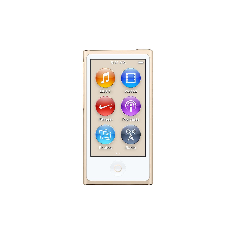 offer apple ipod nano 16gb gold at john lewis. Black Bedroom Furniture Sets. Home Design Ideas