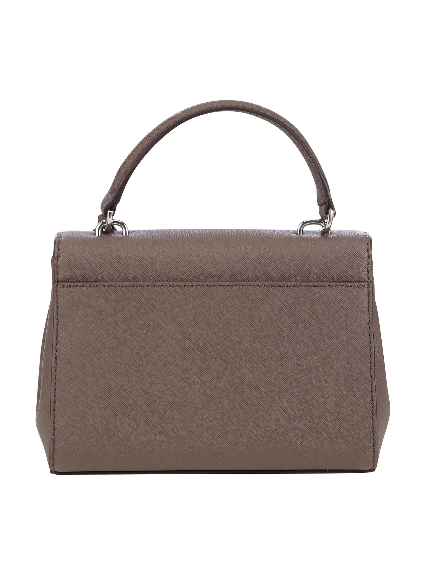 MICHAEL Michael Kors Ava Extra Small Across Body, Taupe at