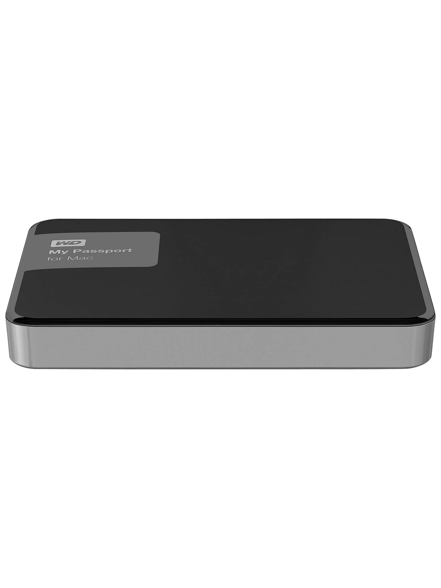 WD My Passport Ultra Portable Hard Drive For Mac, USB 3 0