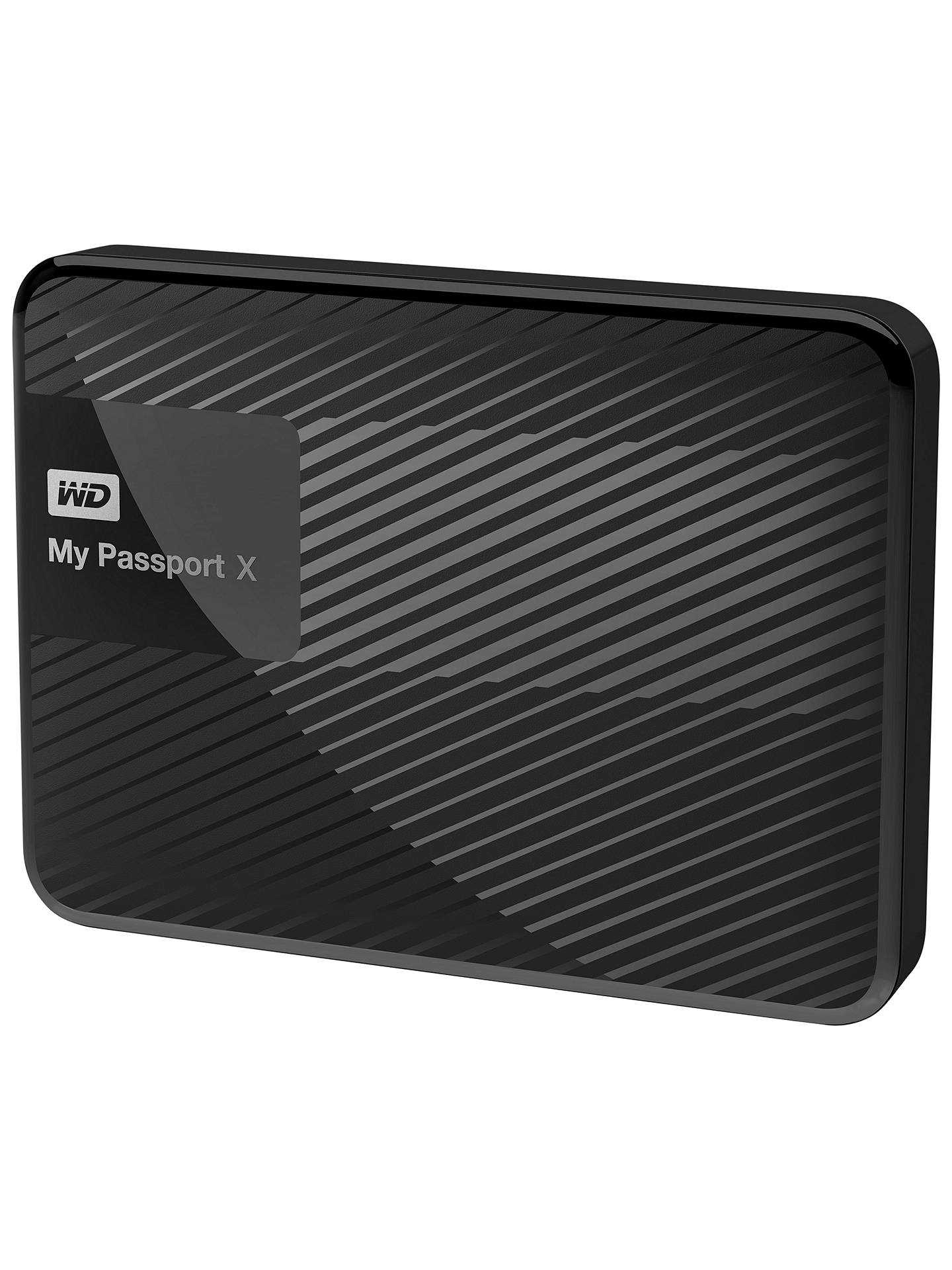 WD My Passport X Games Hard Drive, 2TB, For Xbox One, Xbox 360 & PC