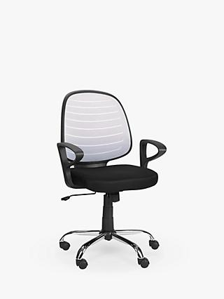John Lewis & Partners Felix Office Chair, Black