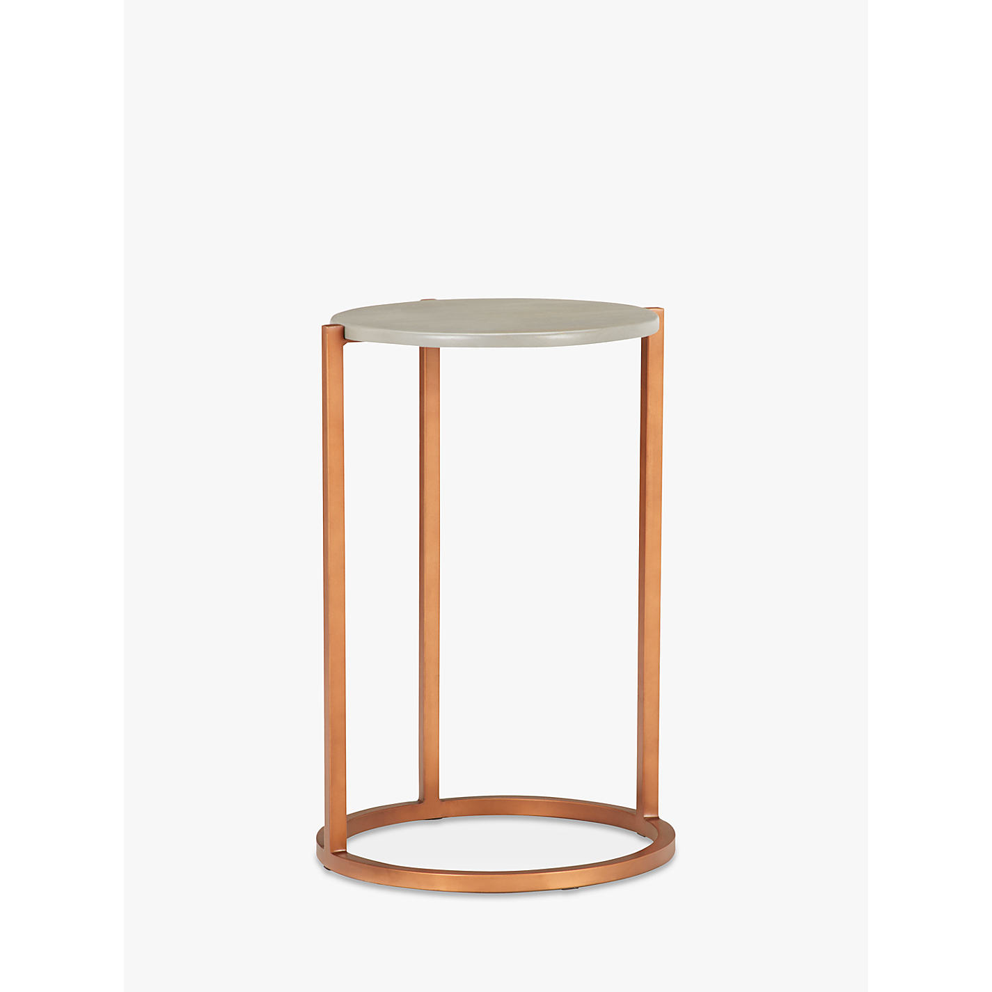 Side tables small tables john lewis buy john lewis asha side table online at johnlewis geotapseo Image collections