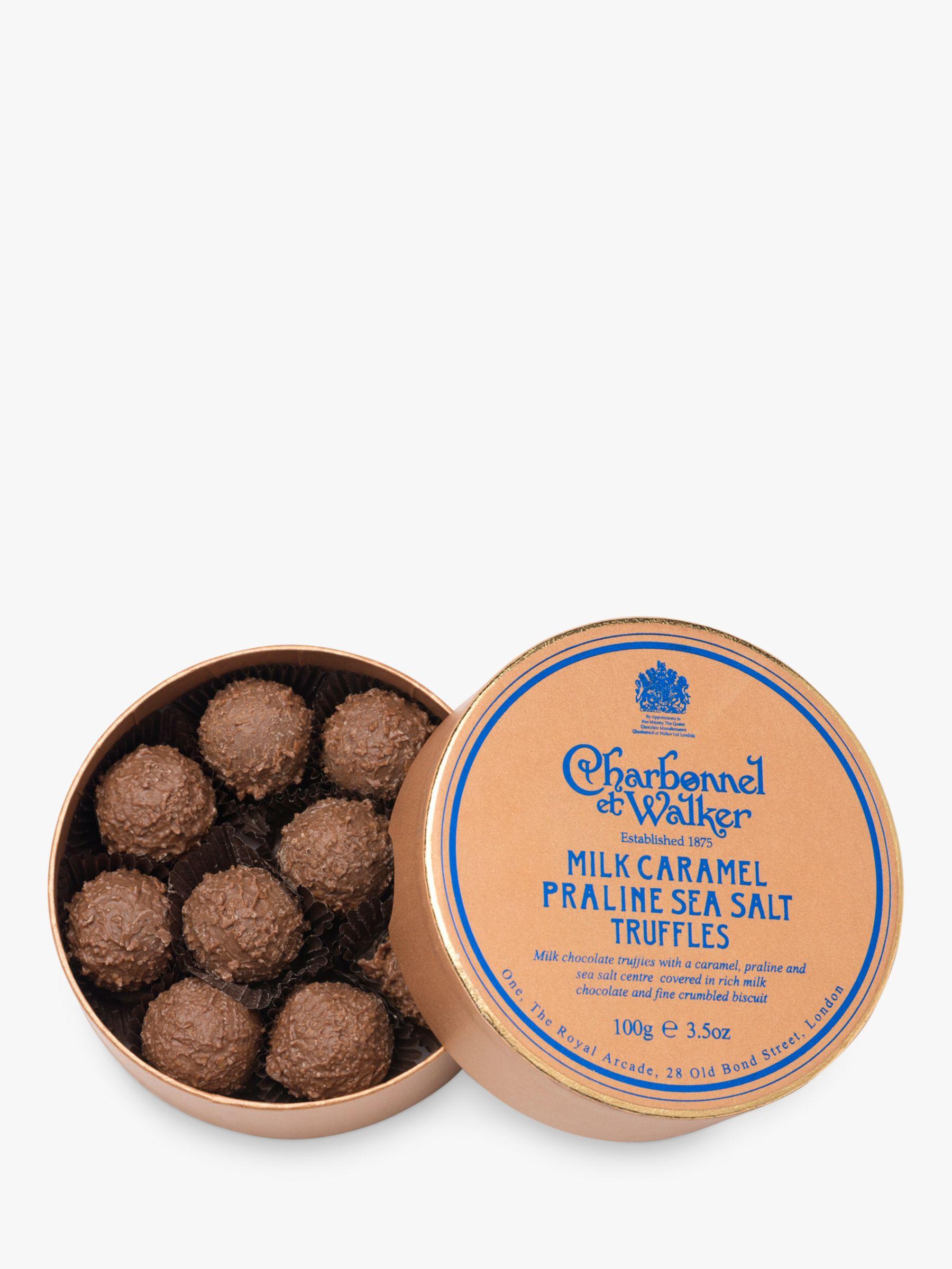 Charbonnel et Walker Charbonnel et Walker Milk Caramel Praline Truffles, 100g