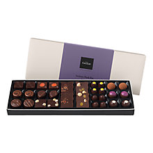 Buy Hotel Chocolat Serious Dark Fix Sleekster Chocolate Selection Box Online at johnlewis.com