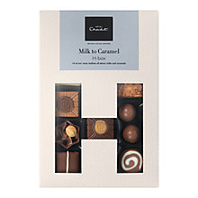 Buy Hotel Chocolat Milk to Caramel H-Box Selection Box Online at johnlewis.com