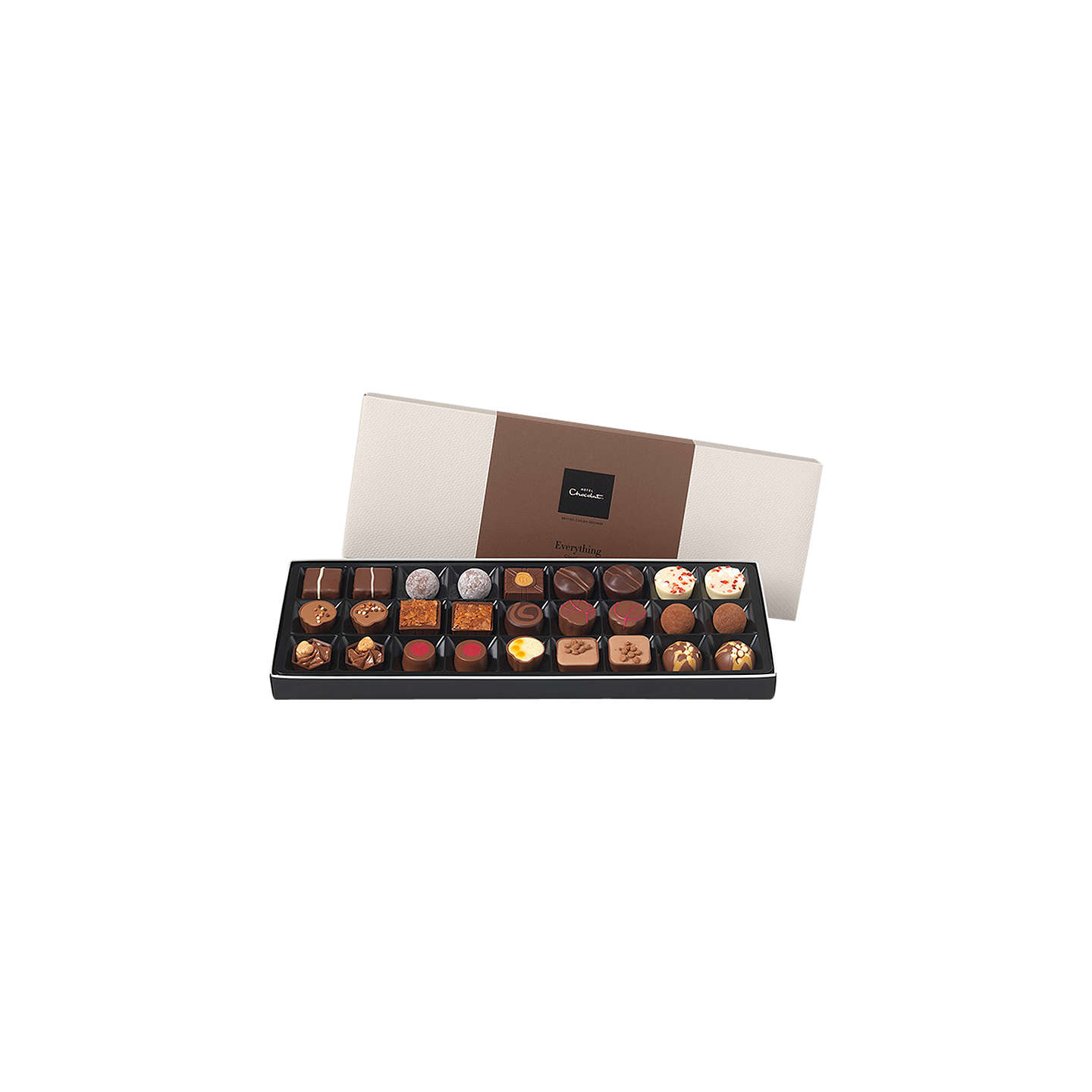 BuyHotel Chocolat Sleekster Everything Chocolate Selection Box Online at johnlewis.com
