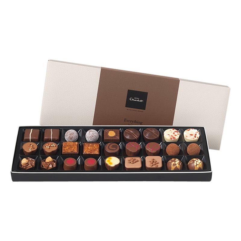 Hotel Chocolat Hotel Chocolat Sleekster Everything Chocolate Selection Box