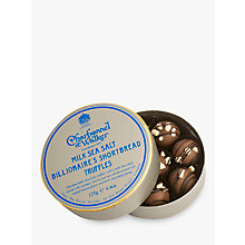 Buy Charbonnel et Walker Billionaire Shortbread Truffles, Box of 8, 125g Online at johnlewis.com
