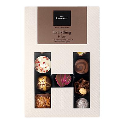 Product photo of Hotel chocolat everything hbox selection box