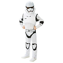 Buy Star Wars Episode VII: The Force Awakens Stormtrooper Dressing-Up Costume Online at johnlewis.com