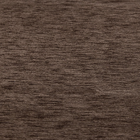 Buy John Lewis Rivoli Woven Chenille Fabric, Bitter Chocolate, Price Band B Online at johnlewis.com