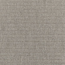 Buy John Lewis Riley Semi Plain Fabric, Storm Grey, Price Band A Online at johnlewis.com