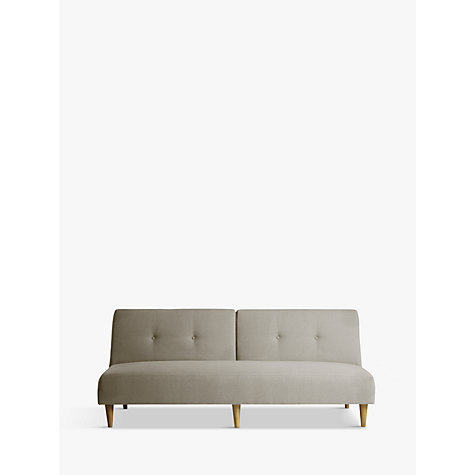 Buy john lewis the basics clapton sofa bed with foam for Sofa bed qatar living