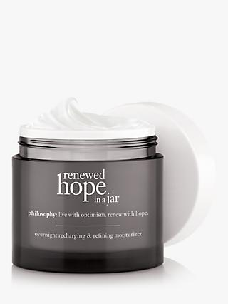 Philosophy Renewed Hope in a Jar Night Cream, 60ml