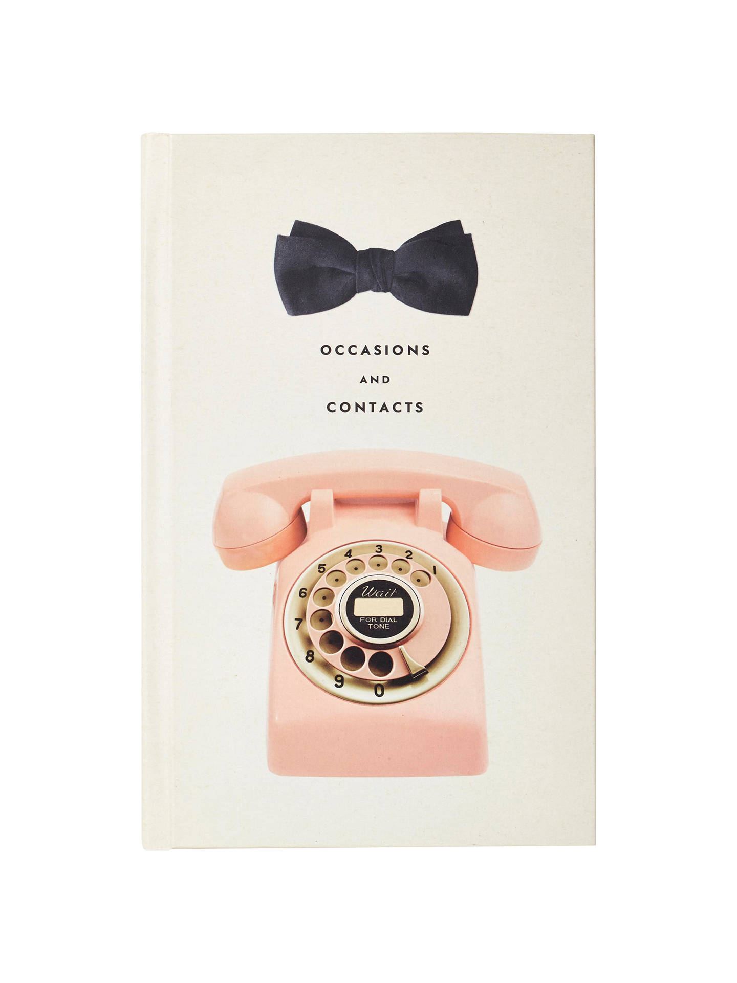kate spade new york Contacts Book at John Lewis & Partners