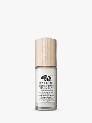 Origins Three Part Harmony™ Oil-Infused Serum, 30ml
