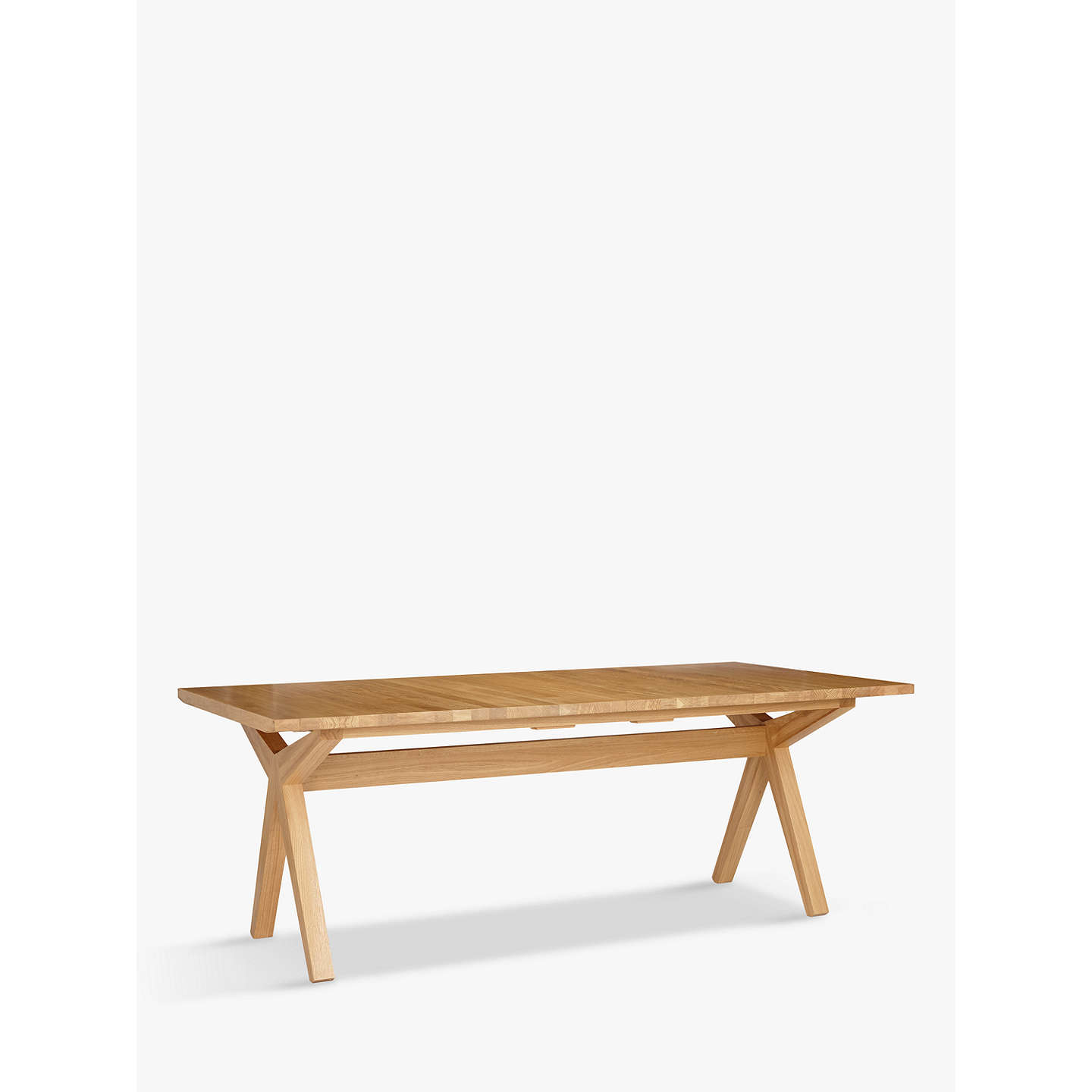 BuyBethan Gray For John Lewis Newman 8 10 Seater Extending Dining Table  Online At Johnlewis ...