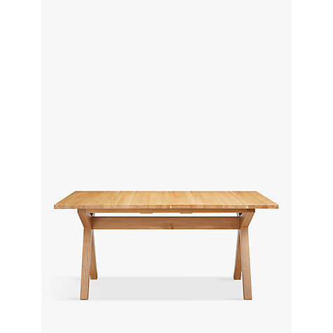 Buy Bethan Gray for John Lewis Newman 6-8 Seater Extending Dining Table Online at johnlewis.com