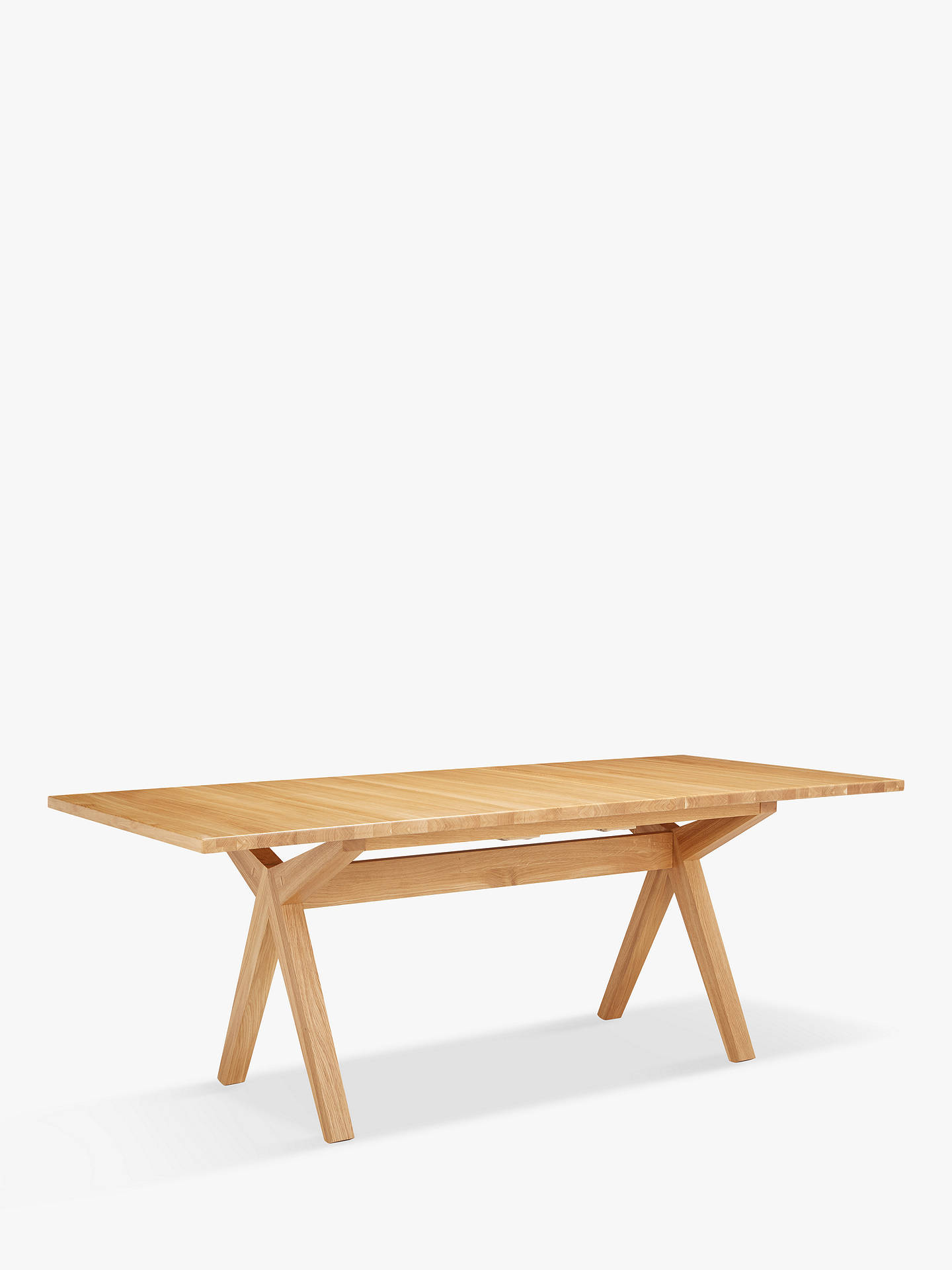 BuyBethan Gray for John Lewis Newman 6-8 Seater Extending Dining Table Online at johnlewis.com