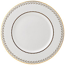 Buy Vera Wang Swirl Bone China 23cm Side Plate Online at johnlewis.com
