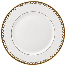 Buy Vera Wang Swirl Bone China 20cm Salad Plate Online at johnlewis.com