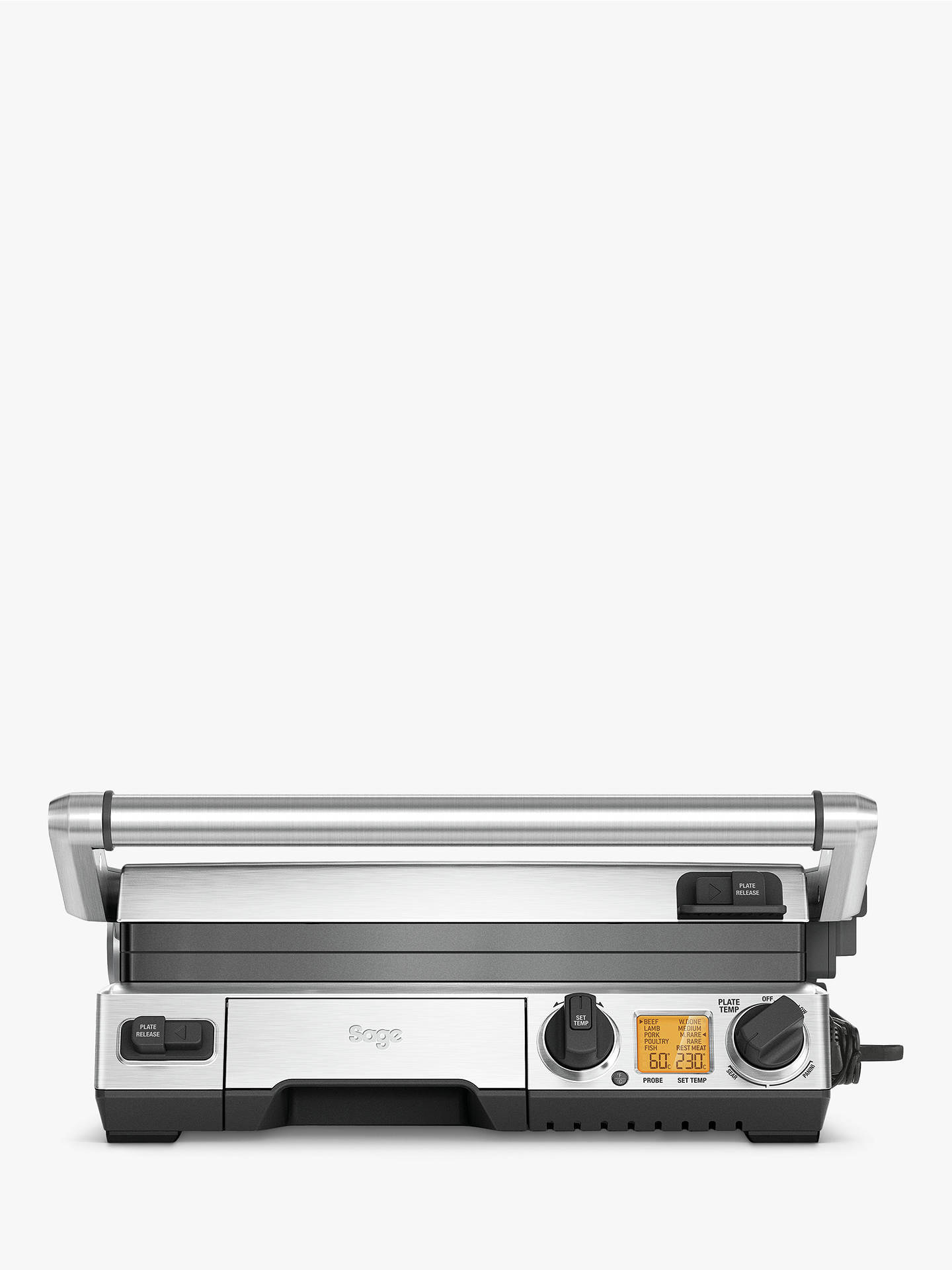3c84322e3807 Buy Sage the Smart Grill Pro Online at johnlewis.com ...