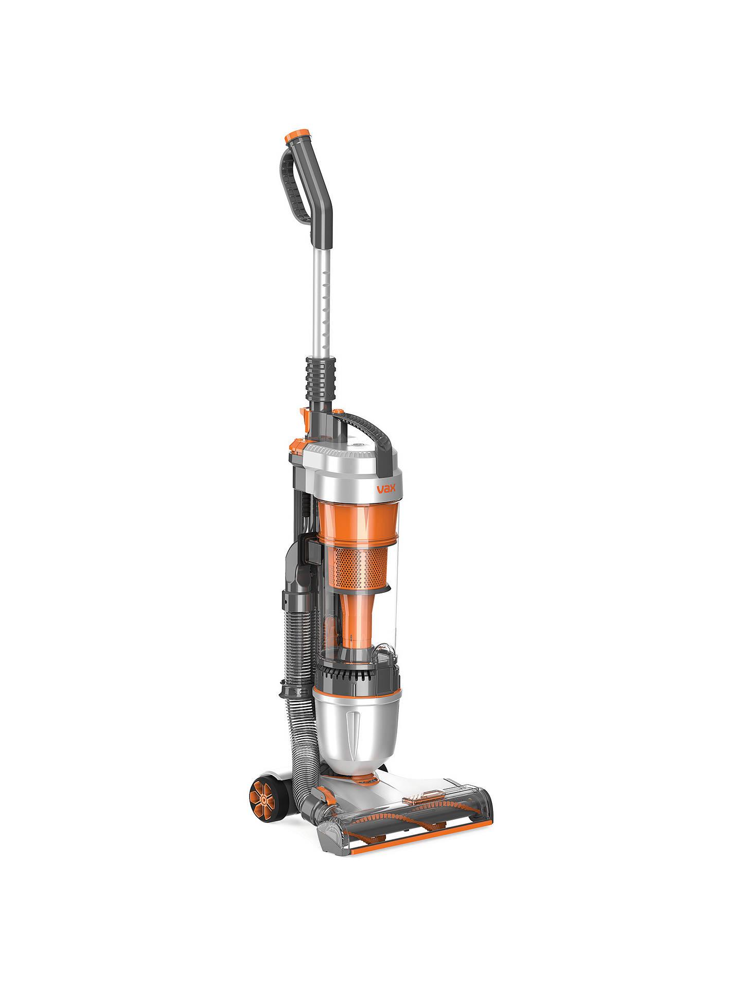 Vax U85 As Be Air Stretch Vacuum Cleaner Orange At John
