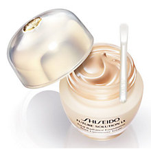 Buy Shiseido Future Solution Radiance Foundation LX Online at johnlewis.com