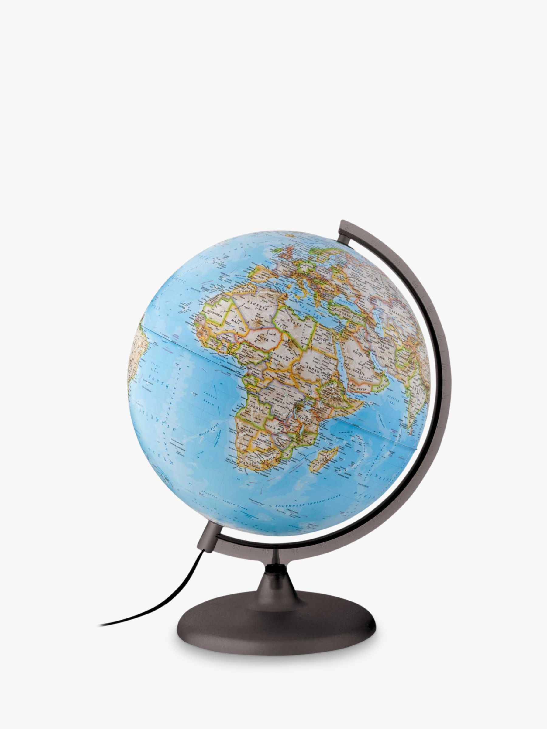 National Geographic National Geographic Classic Globe, Blue, 25cm