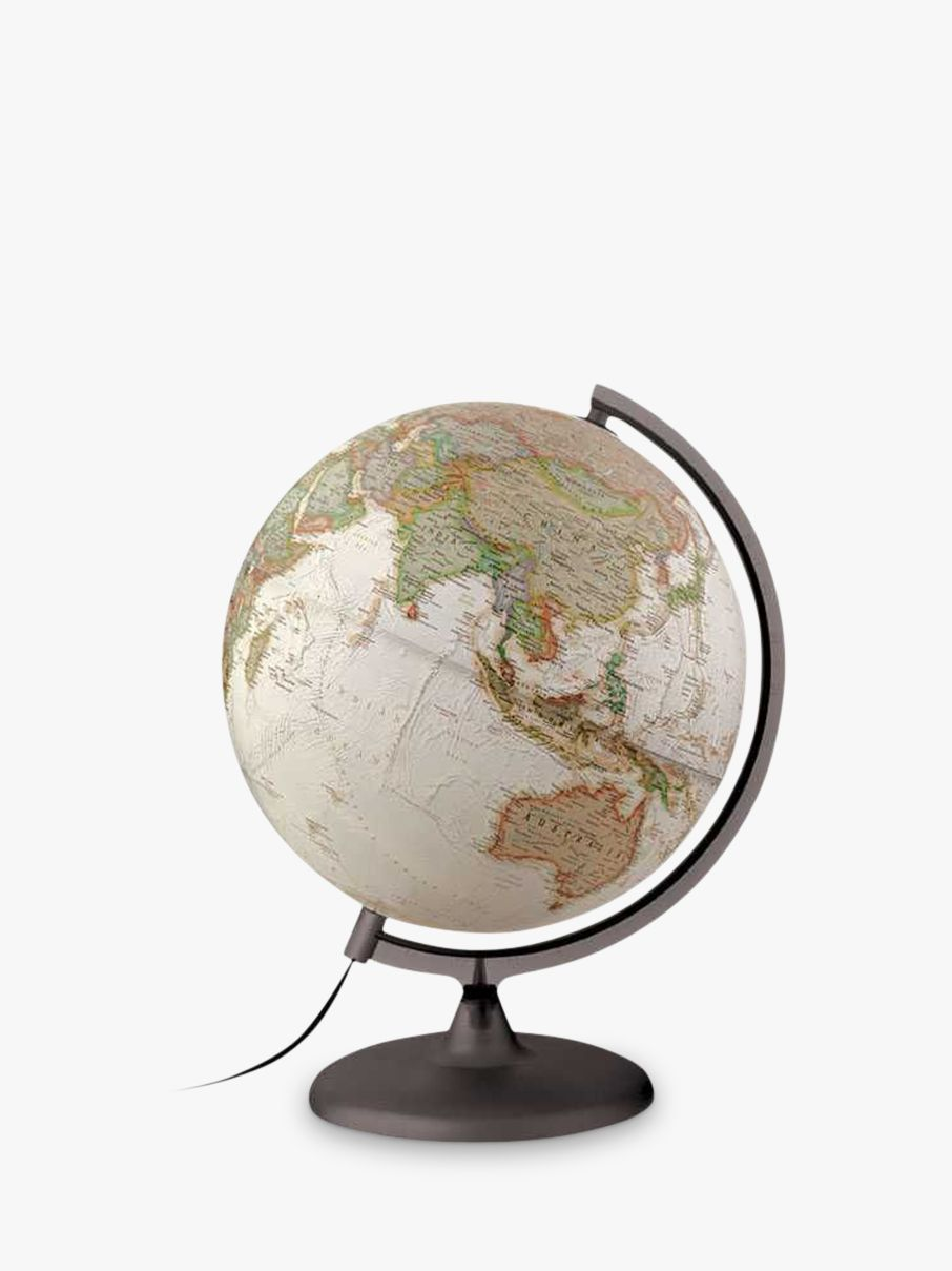 National Geographic National Geographic Executive Globe, Brown, 30cm