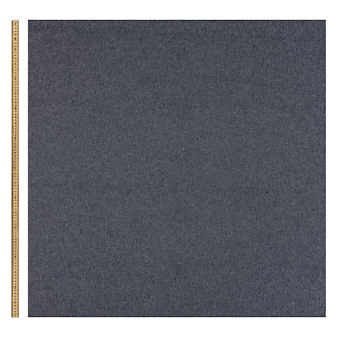 Buy John Lewis Dawson Semi Plain Fabric, Dark Nordic Blue, Price Band C Online at johnlewis.com