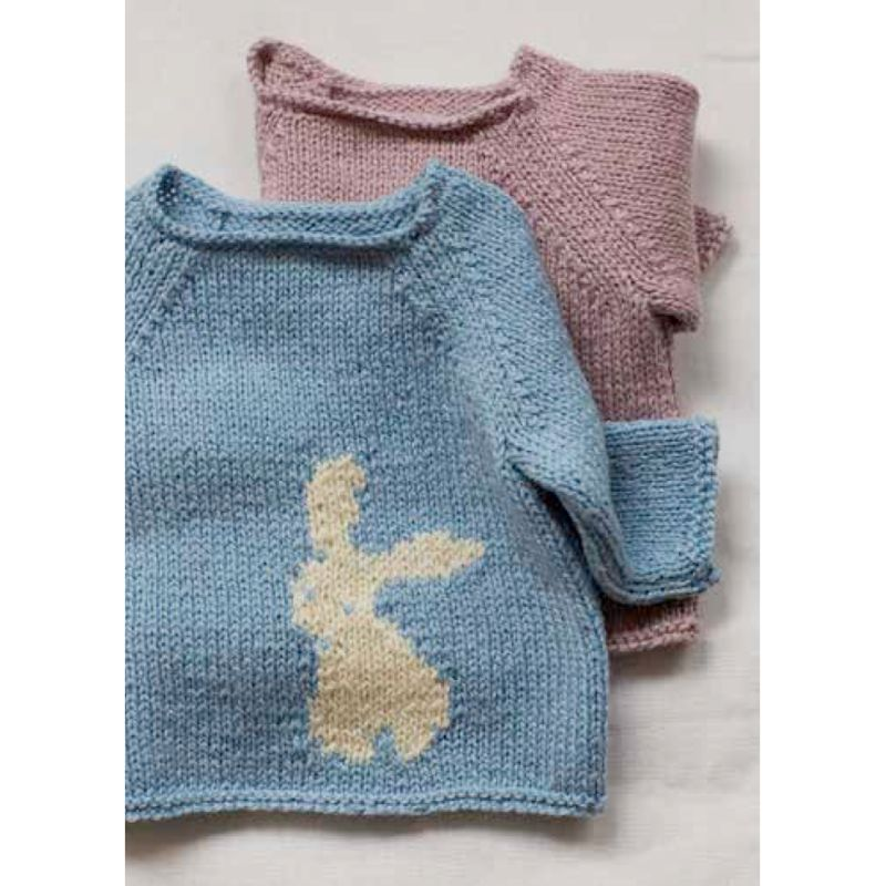 Buy Erika Knight for John Lewis Baby Sweater Knitting Pattern John Lewis