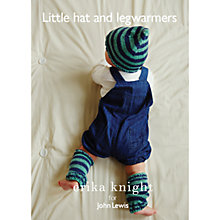 Buy Erika Knight for John Lewis Baby Hat And Leg Warmers Knitting Pattern Online at johnlewis.com