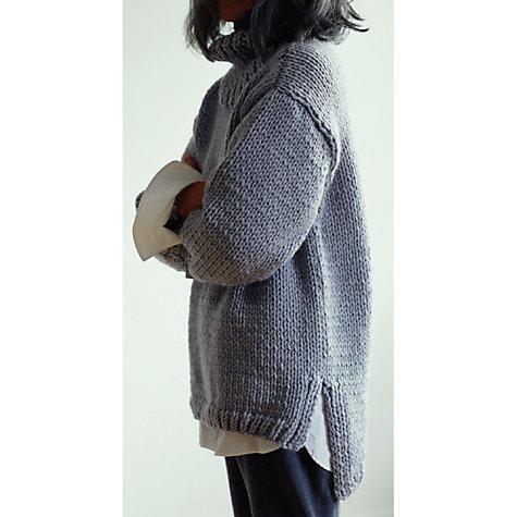 52e09f797 Buy Erika Knight for John Lewis Weekender Sweater Knitting .