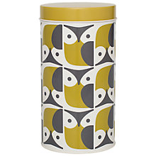Buy Orla Kiely Owl Canister Online at johnlewis.com