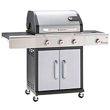 Buy Landmann Triton 3-Burner Gas BBQ Online at johnlewis.com