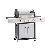 Buy Landmann Triton 4-Burner Gas BBQ Online at johnlewis.com