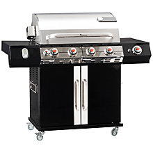 Buy Landmann Avalon 5.1 Gas Burner BBQ Online at johnlewis.com