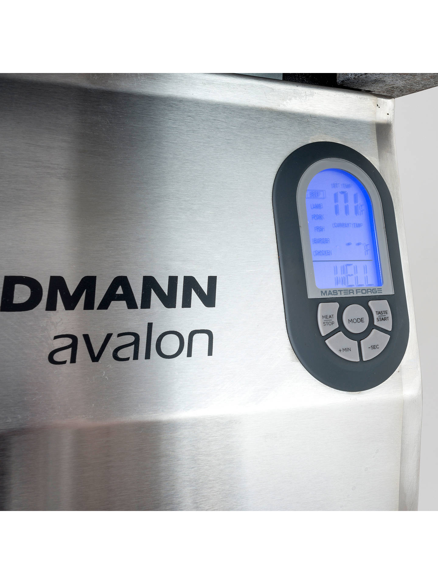 Landmann Avalon 5 1 Gas Burner BBQ at John Lewis & Partners